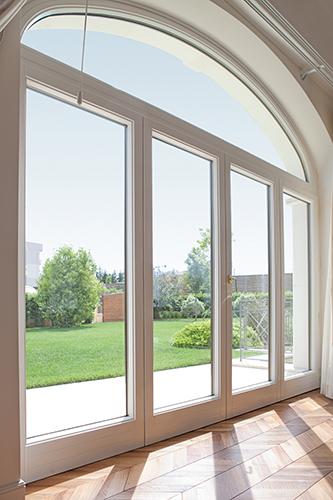 Finestre in legno alluminio de carlo for Preventivo finestre alluminio