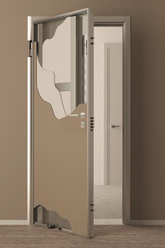 Metalnova porta blindata in offerta for Porte blindate alias modello steel